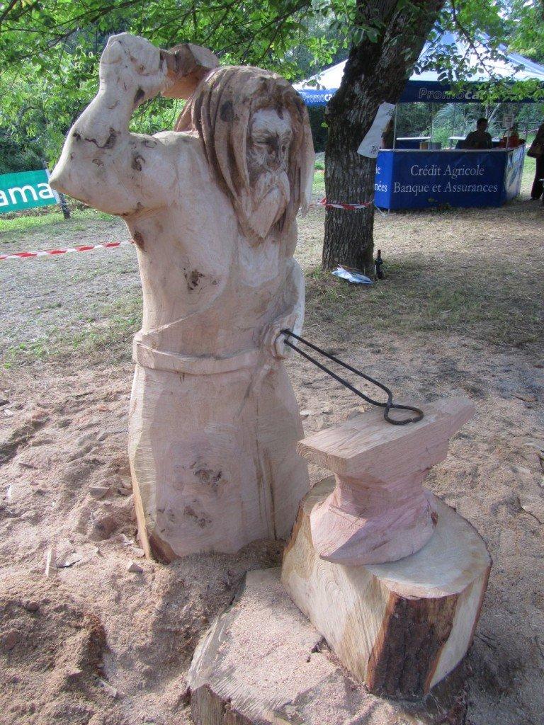 Le Forgeron dans Sculptures img_0761p