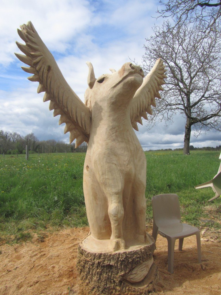 Héliotaure dans Sculptures img_23991